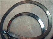 "20"" Silver Herringbone Chain 925 Silver 14.8g"